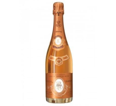 Louis Roederer Cristal Rosé Champagne 75cl
