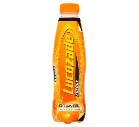 Lucozade Energy Orange 380ml - Case of 24