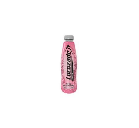 Lucozade Pink Lemonade 380ml - Case of 24