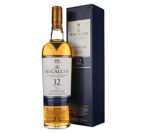 Macallan Double Cask Gold Whisky 70cl