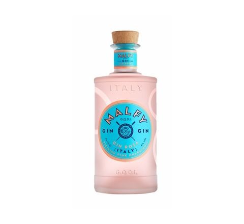 Malfy Rosa Gin 70cl - Case of 6