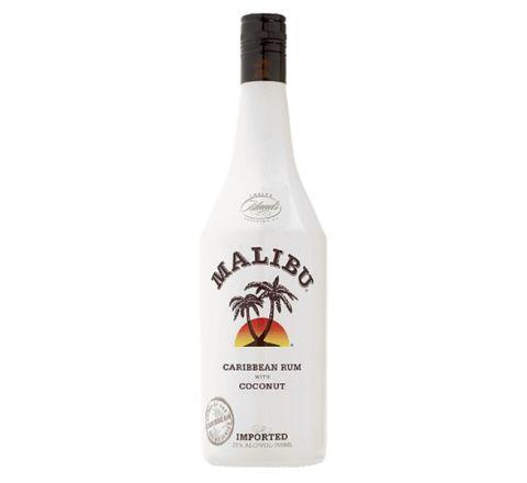 Malibu Caribbean Rum Miniature 5cl - Case of 12