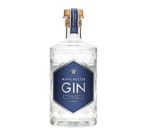 Manchester Overboard Gin 50cl