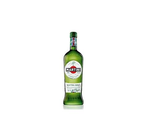 Martini Extra Dry Vermouth 75cl - Case of 6