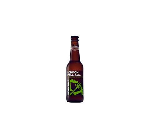 Meantime London Pale Ale Beer NRB 330ml - Case of 12