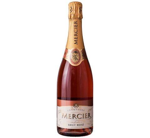 Mercier Rosé Champagne 75cl - Case of 6