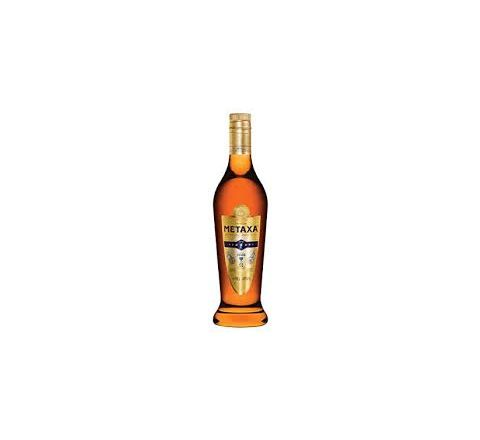 Metaxa 7 Stars Brandy 70cl - Case of 6