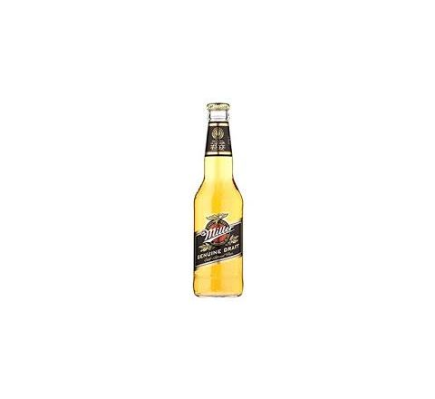 Miller Genuine Draft Beer NRB 330ml - Case of 24