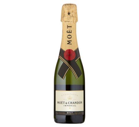 Moët & Chandon Brut Champagne 37.5cl - Case of 12