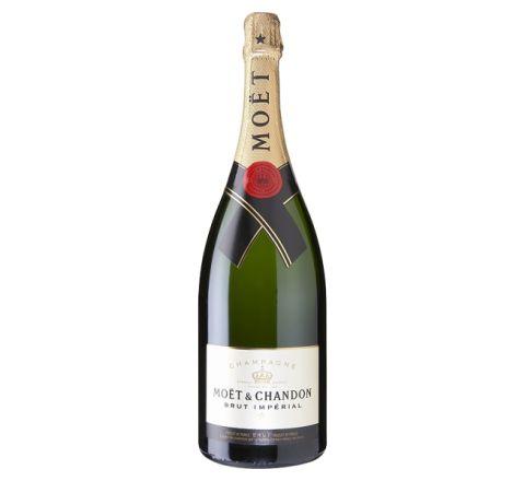 Moët & Chandon Brut Champagne 1.5 Litre - Case of 3