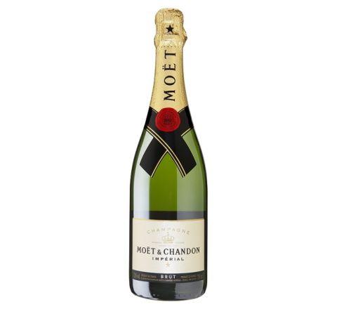 Moët & Chandon Brut Champagne 75cl - Case of 6