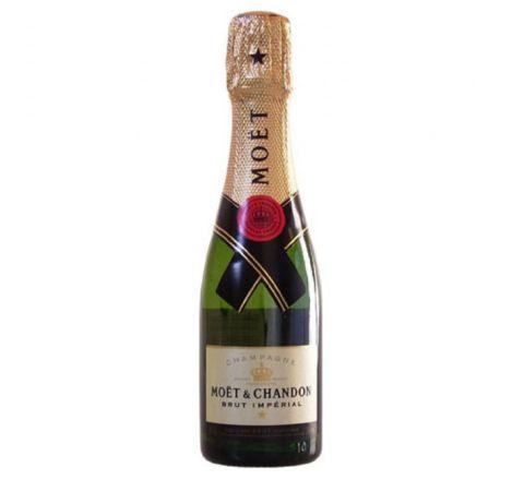 Moët & Chandon Brut Champagne 20cl - Case of 24