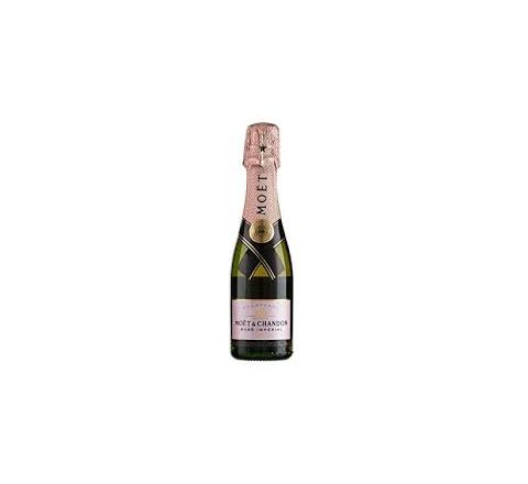 Moët & Chandon Brut Rosé Champagne 37.5cl - Case of 12
