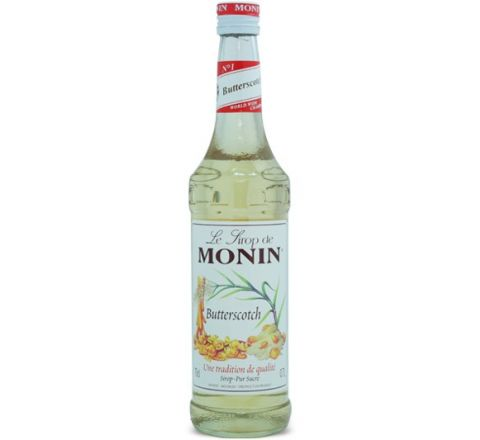 Monin Butterscotch Syrup 70cl