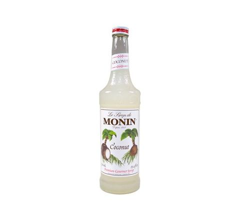 Monin Coconut Syrup 70cl - Case of 6