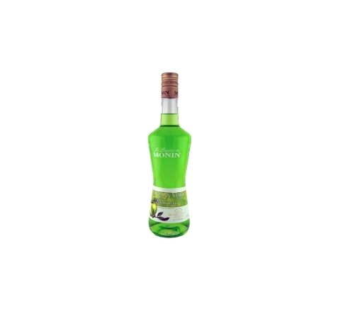 Monin Green Apple Liqueur 70cl - Case of 6