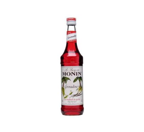 Monin Grenadine Syrup 70cl - Case of 6