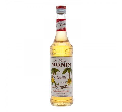 Monin Vanilla Syrup 70cl - Case of 6