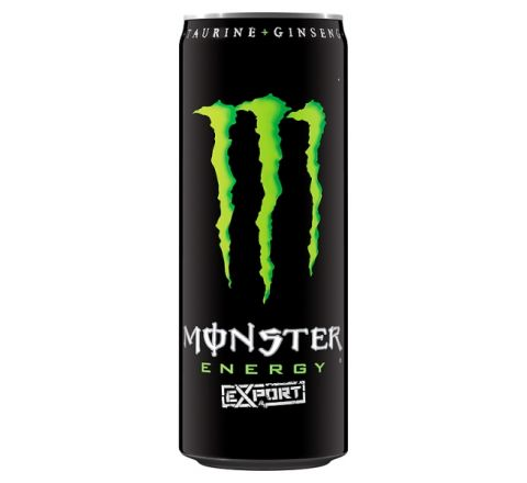 Monster Energy Drink 500ml - Case of 12
