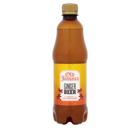 Old Jamaica Ginger Beer 500ml - Case of 12