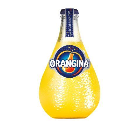 Orangina Sparkling Orange Juice NRB 250ml - Case of 12