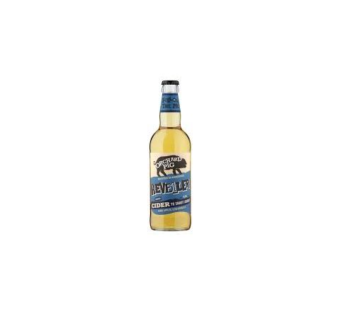 Orchard Pig Reveller Cider NRB 500ml - Case of 12