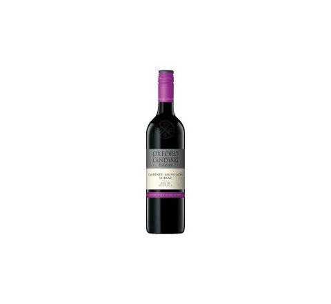 Oxford Landing Cabernet Sauvignon Shiraz Wine 75cl - Case of 6