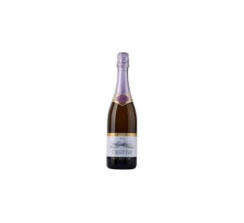 Oyster Bay Rosé Brut NV Sparkling Wine 75cl - Case of 6