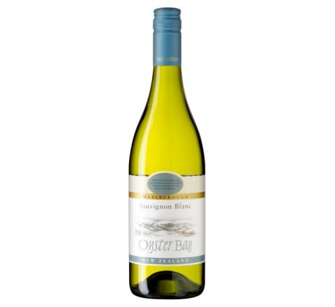 Oyster Bay Sauvignon Blanc Wine 75cl - Case of 6