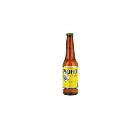 Pacifico Clara Beer NRB 355ml - Case of 24