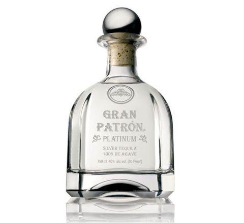 Patrón Platinum Tequila 70cl