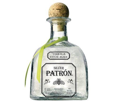 Patrón Silver Tequila 70cl - Case of 6