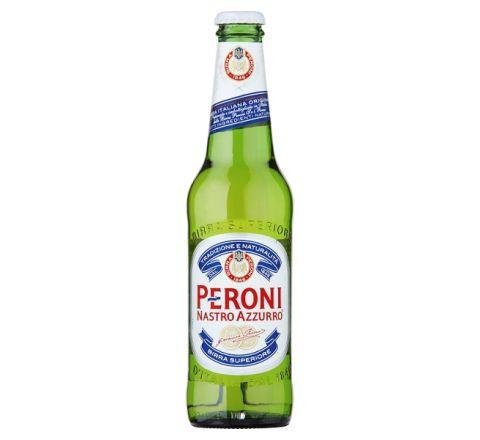 Peroni Nastro Azzurro Beer NRB 330ml - Case of 24