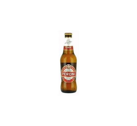 Peroni Red Lager Beer NRB 330ml - Case of 24