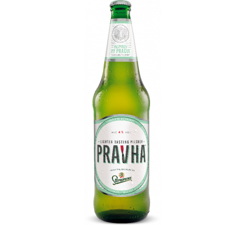Pravha Beer NRB 330ml - Case of 24