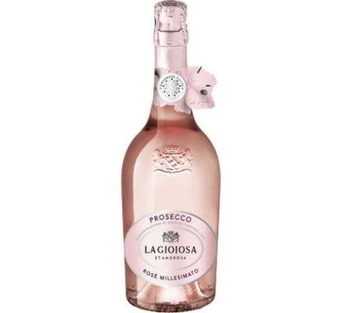 La Gioiosa Prosecco Rosé Millesimato Brut 75cl - Case of 6