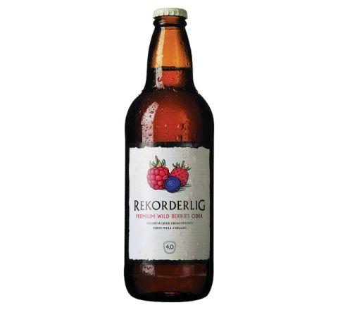 Rekorderlig Wild Berries Cider NRB 500ml - Case of 15