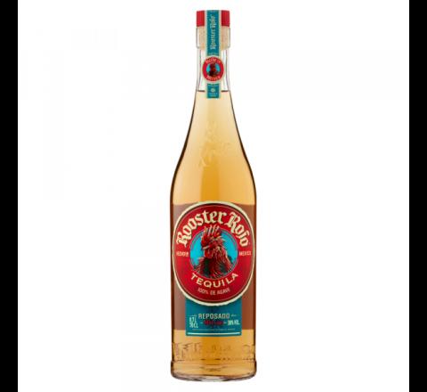 Rooster Rojo Reposado Tequila 70cl