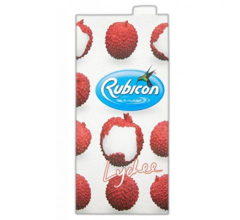 Rubicon Lychee Juice 1 Litre - Case of 12
