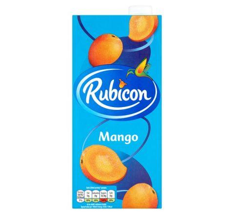 Rubicon Mango Juice 1 Litre - Case of 12