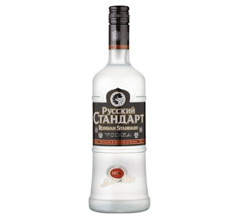 Russian Standard Vodka 70cl - Case of 6