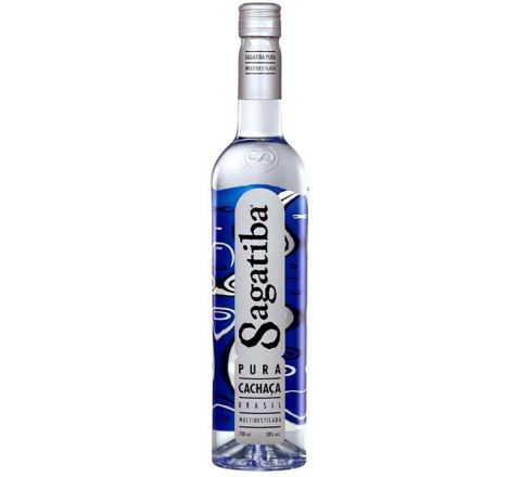 Sagatiba Cachaca 70cl - Case of 6