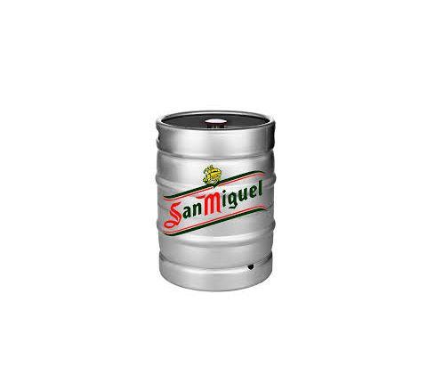 San Miguel Beer Keg - 50 Litre (11 Gallons)