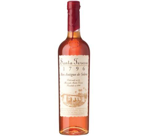 Santa Teresa 1796 Rum 70cl - Case of 6