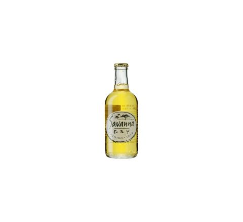 Savanna Dry Cider NRB 330ml - Case of 24