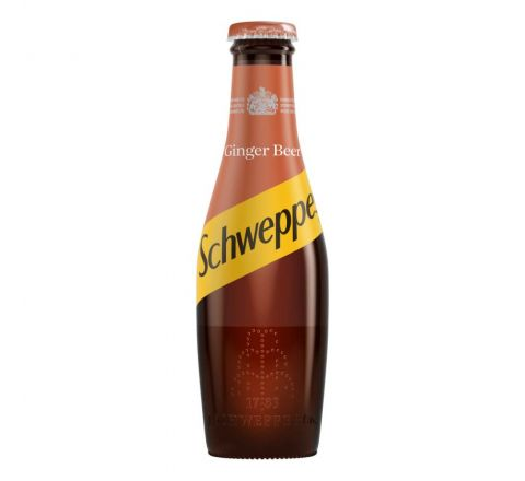 Schweppes Ginger Beer NRB 200ml - Case of 24