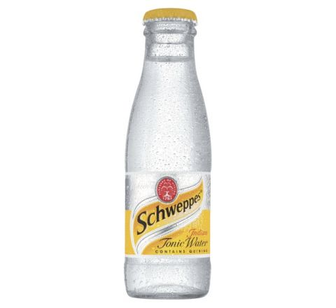 Schweppes Indian Tonic Water NRB 125ml - Case of 24