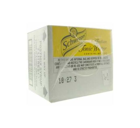 Schweppes Indian Tonic Water Post Mix 7 Litres
