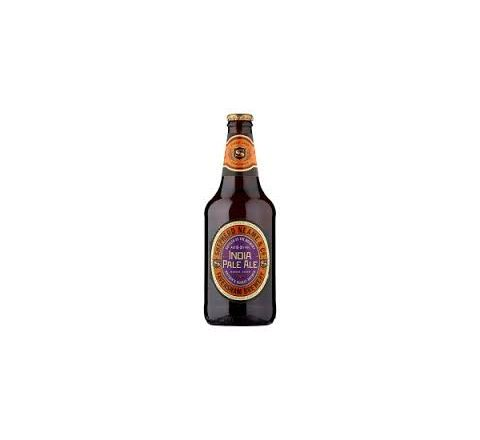 Shepherd Neame Indian Pale Ale Beer NRB 500ml - Case of 8