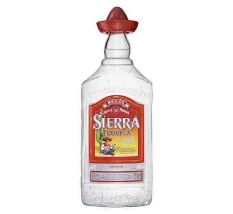 Sierra Silver Tequila 70cl - Case of 6